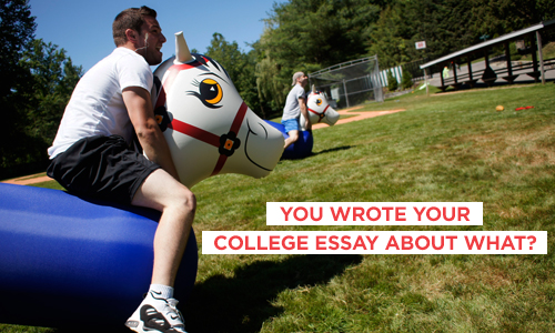 What One College Admission Counselor Thinks Of Summer Camp Experience