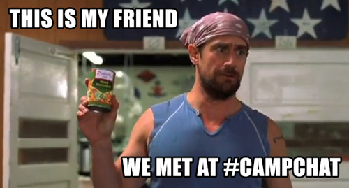 Here's The Deal With #CampChat