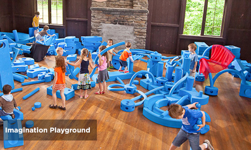 Imagination Playground Is Coming To Camp Nabby