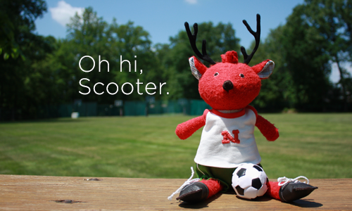 Scooter's Story: How To Bring A Mascot To Life