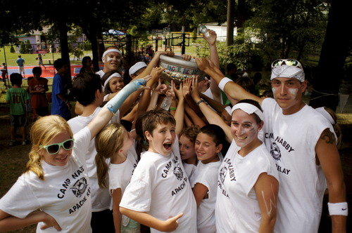 And The Winner Of The 2013 Apache Relay Is…
