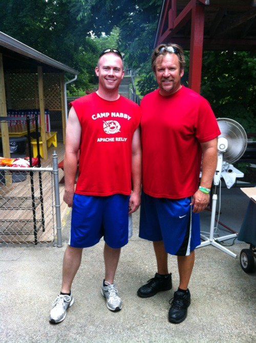 Camp Twinsies