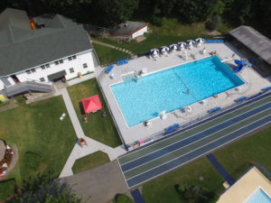 Camp Nabby Pool